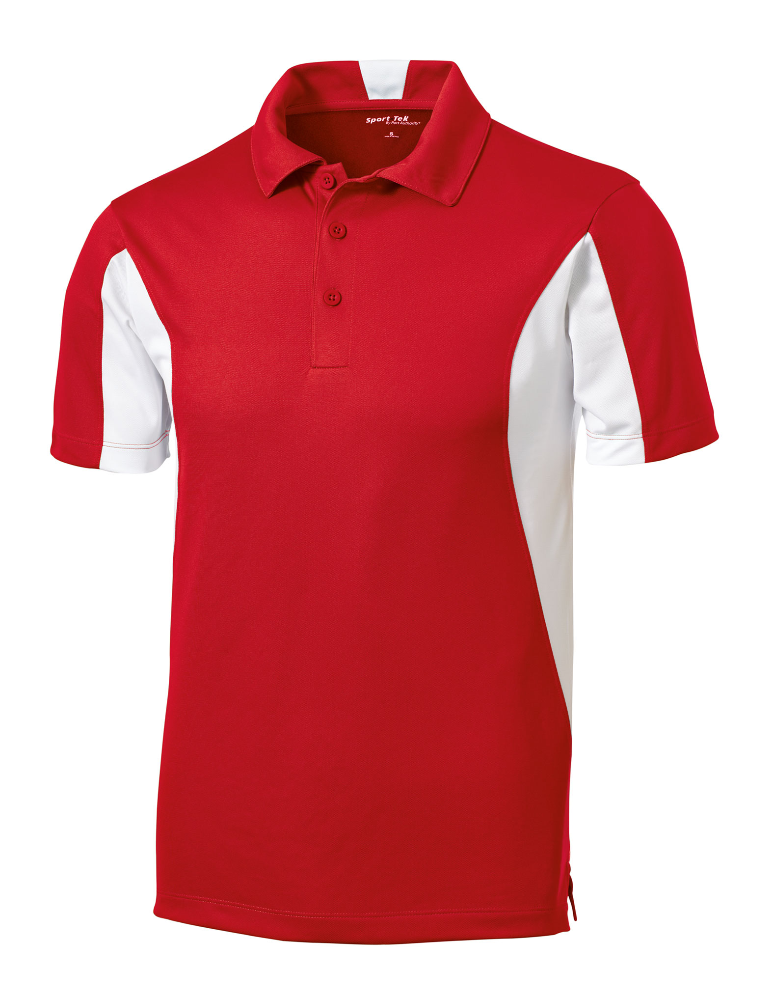 Mens Tall Side Blocked Micropique Sport-Wick® Coaches Polo Shirt