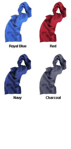 Premium Fleece Scarf - All Colors