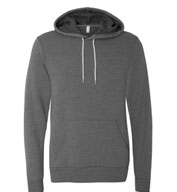 Bella  + Canvas Unisex Hooded Pullover Sweatshirt