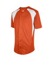 Youth Cutoff Full Button Baseball Jersey
