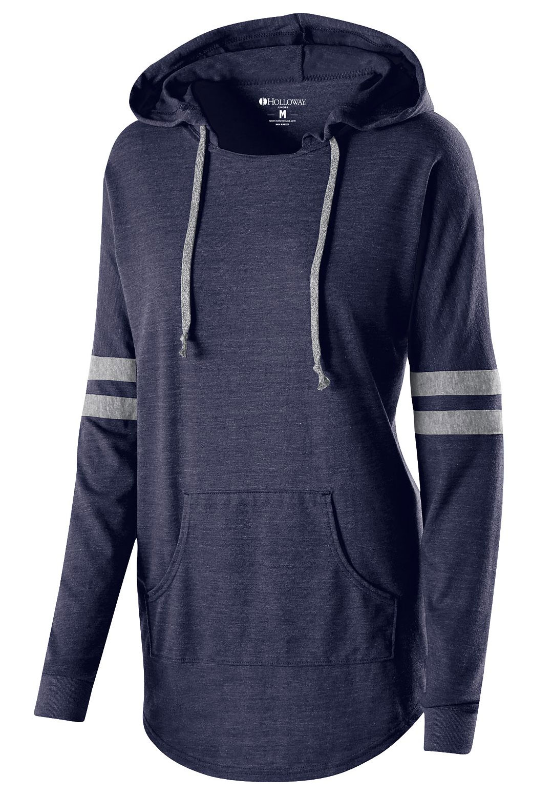 Ladies Hooded Low Key Pullover