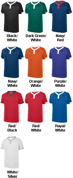 Youth Stanza Jersey - All Colors