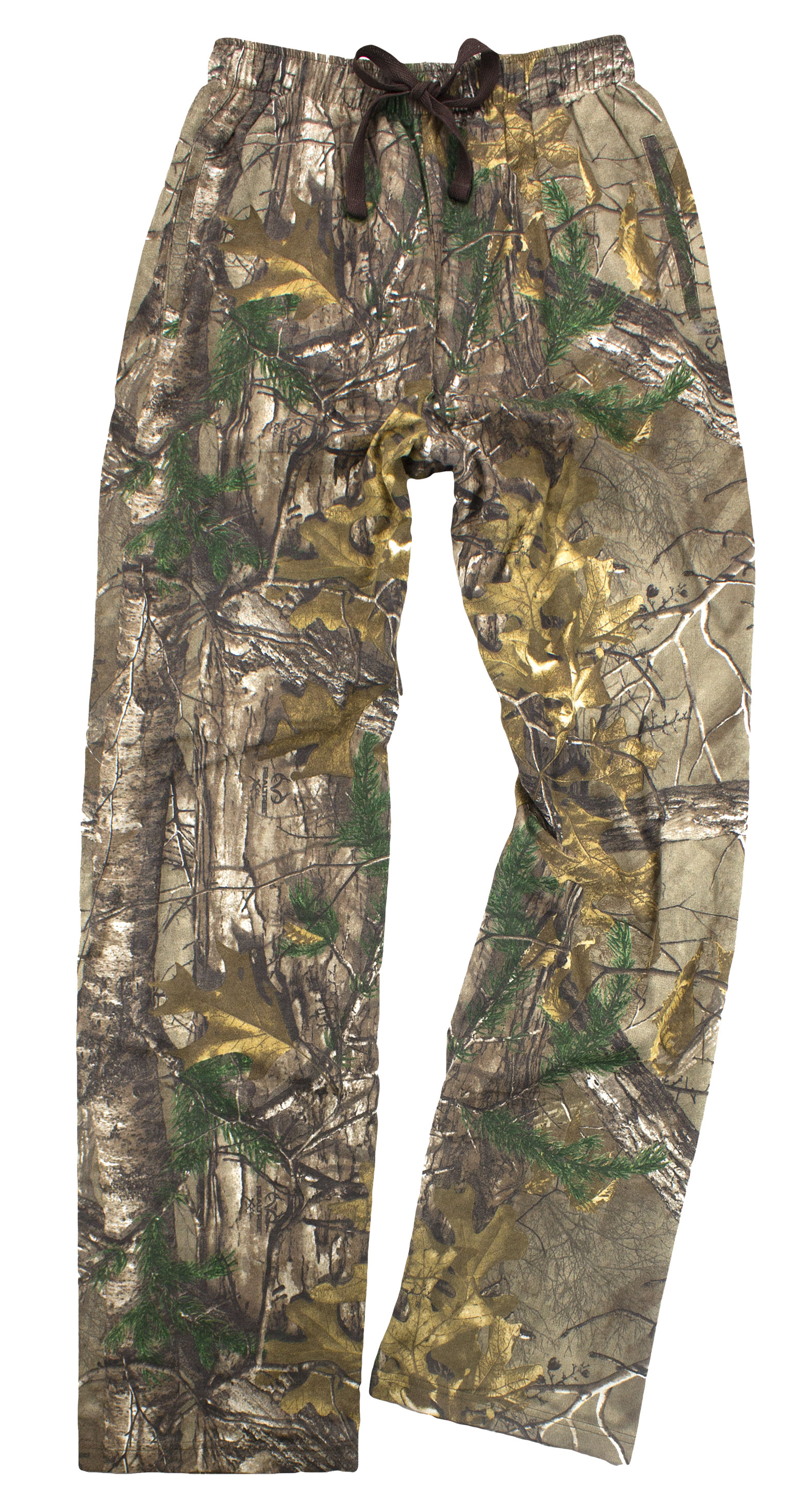 Adult Realtree Flannel Pants