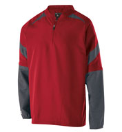 Custom Adult Pitch Pullover Convertible