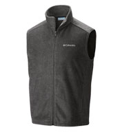 Custom Columbia Mens Steens Mountain Fleece Vest