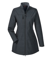 Ladies Printed Soft Shell Jacket