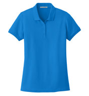 Ladies Core Classic Pique Polo