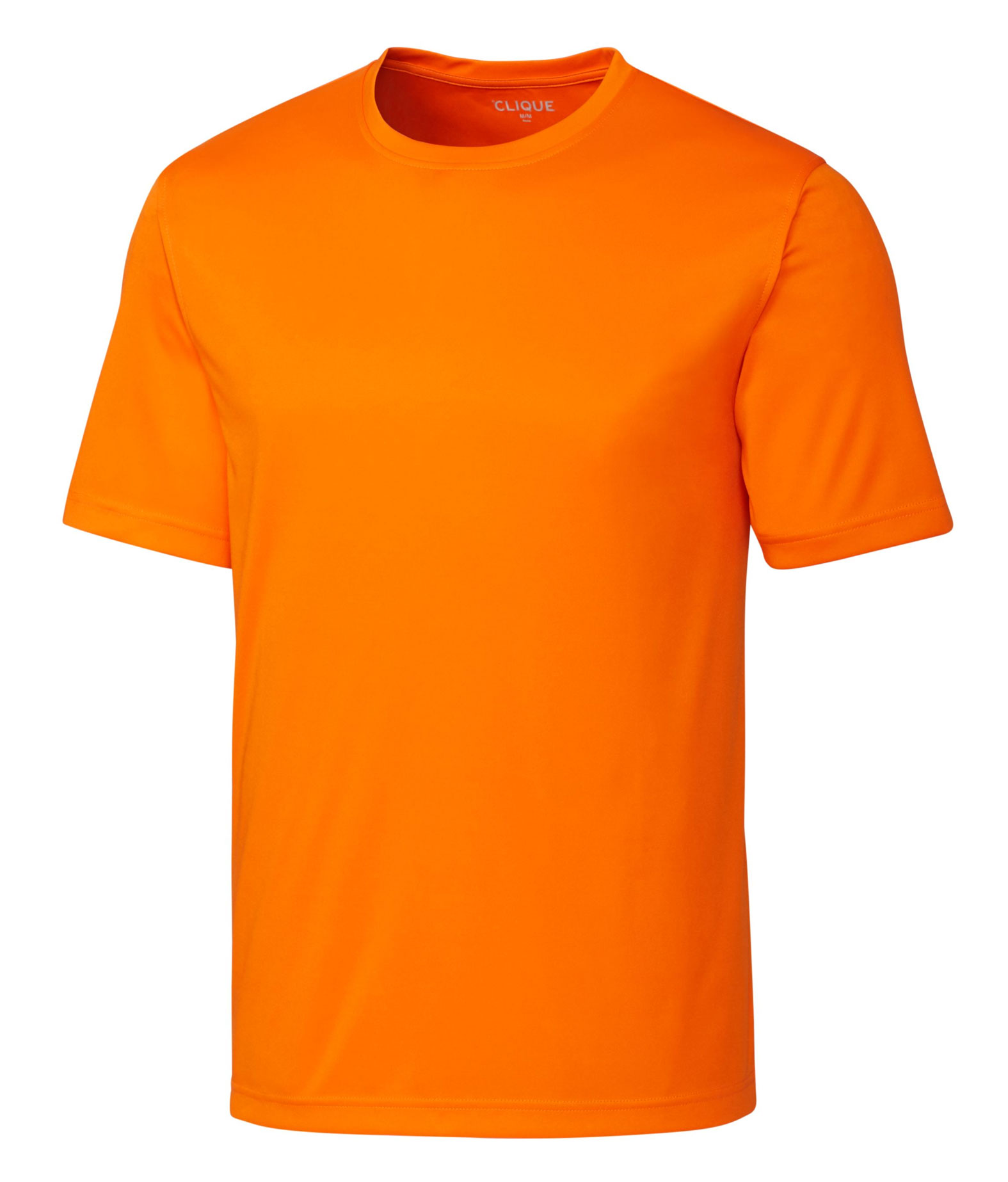 Clique Mens Spin Dye Jersey Tee