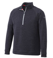 Mens Puma Golf Quarter Zip PWR