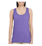 Gildan Ladies Softstyle® Raceback Tank