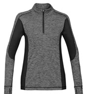Womens Lotus 1/4 Zip