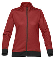 Custom Womens Sidewinder Fleece Jacket