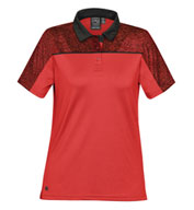 Womens Silverback H2X-DRY® Polo