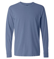 Custom 6.1 Ounce Ringspun Cotton Long Sleeve T-Shirt Mens