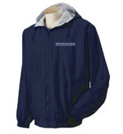 USPS Unisex Hooded Jacket