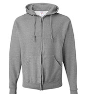 Custom Adult Full-Zip Hooded Sweatshirt Mens