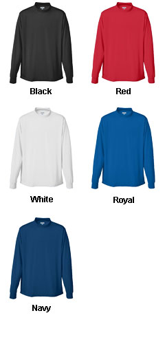 Rapid Dry Mockneck Long Sleeve - All Colors