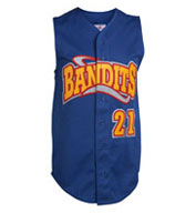 Adult Pro-Style Six Button Baseball Jerseys
