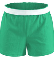 Custom Junior MJ Soffe Cheerleading Short