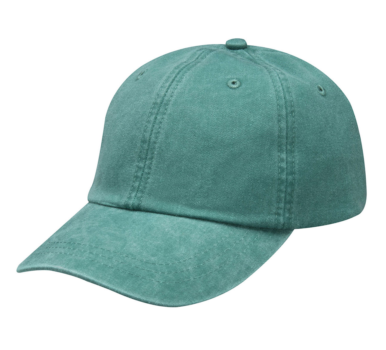 Washed Pigment-Dyed Cap