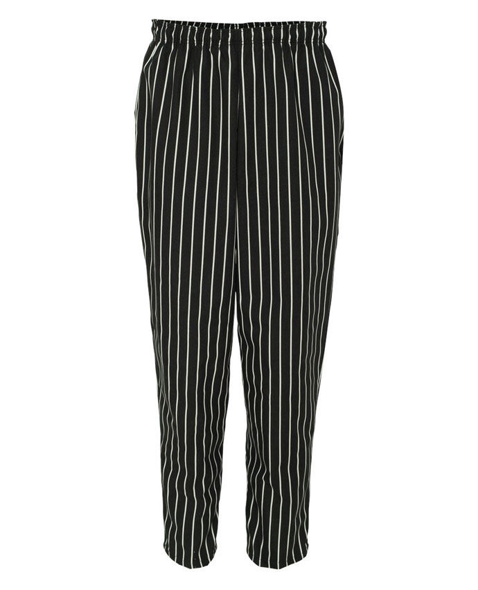 Baggy Chefs Pant with Elastic Waist