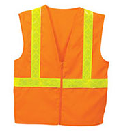 Fluorescent Safety Vest