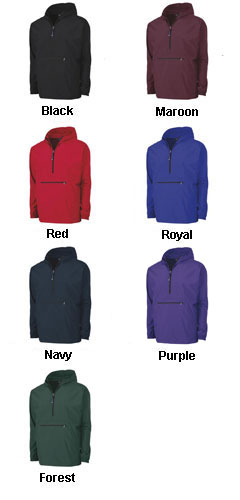 Youth Pack-N-Go Pullover by Charles River Apparel  - All Colors