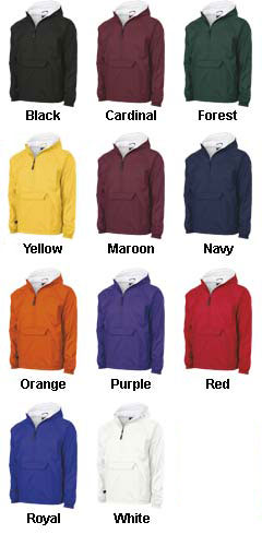 Adult Classic Solid Pullover by Charles River Apparel - All Colors
