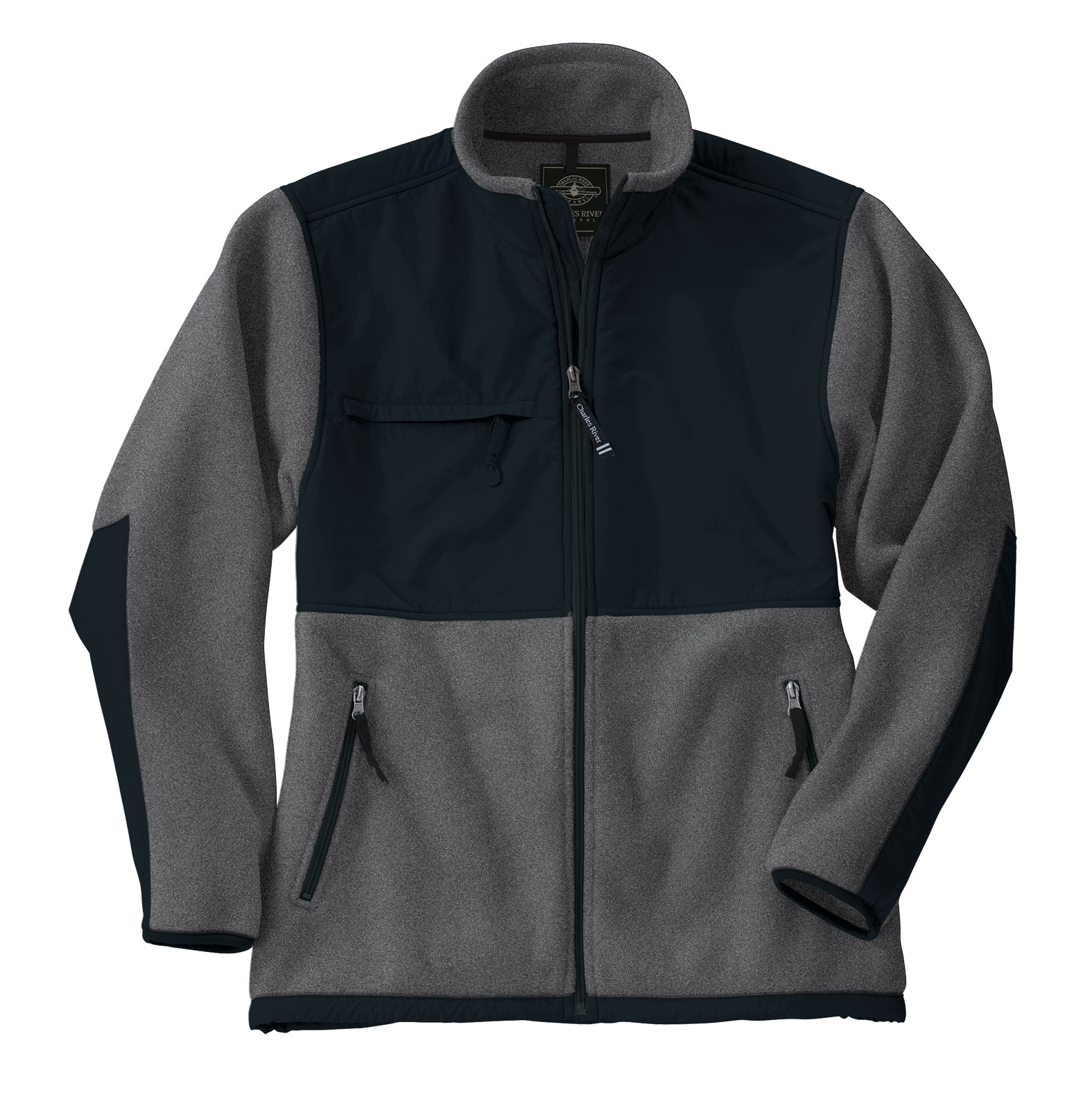 Adult Evolux� Fleece Jacket by Charles River Apparel