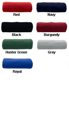 Custom Sweatshirt Blanket - All Colors