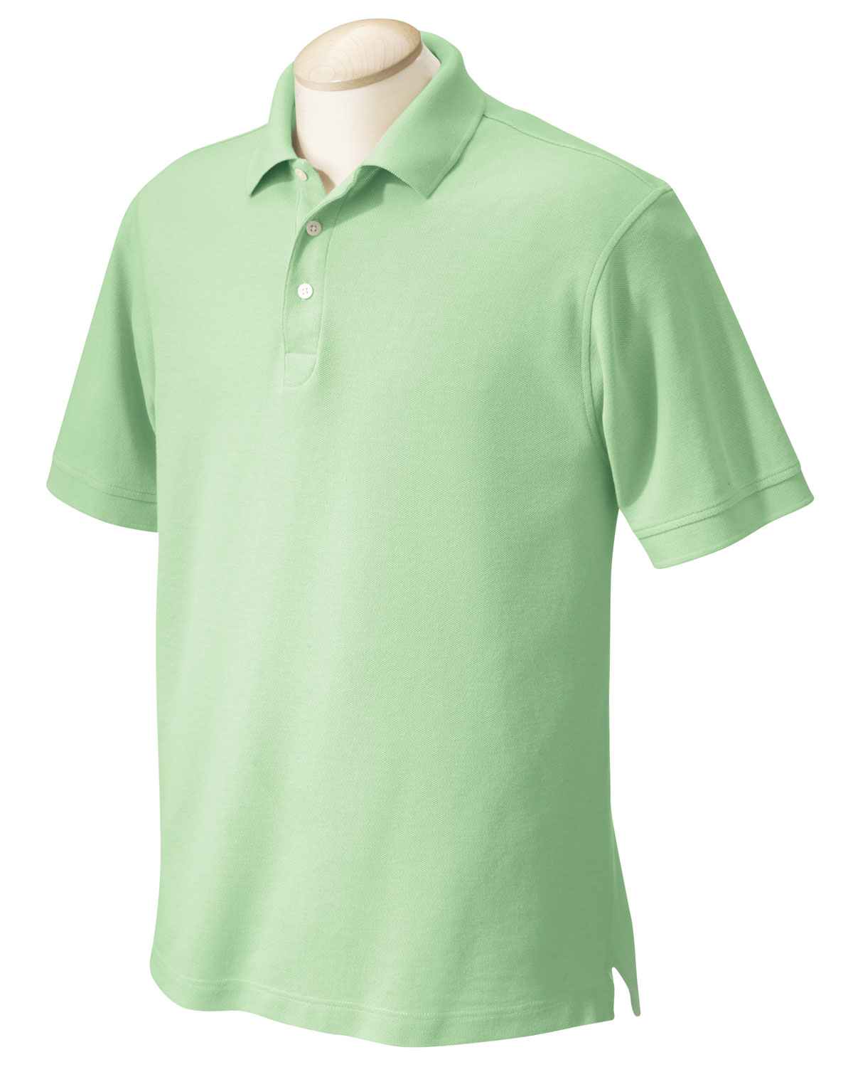 Mens Performance Plus Pique Logo Polo