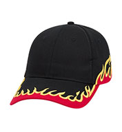 Flame, Low Profile Racing Team Cap