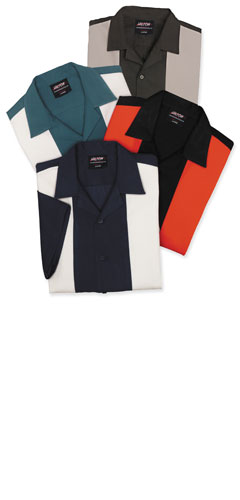 Alley Cat Retro Bowling Shirt - All Colors