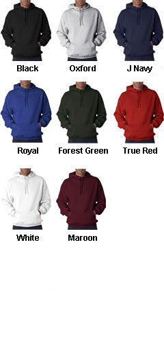 Hooded Photo Sweatshirt - All Colors