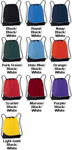 Day-Pak Drawstring Backpack - All Colors
