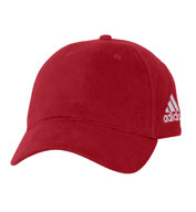 Custom Six Panel Low Profile Relaxed Cresting Adidas Cap